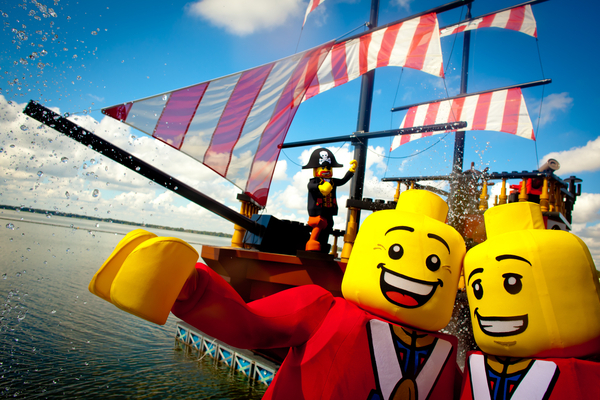 All Things Legoland Florida- and a Birthday Surprise!