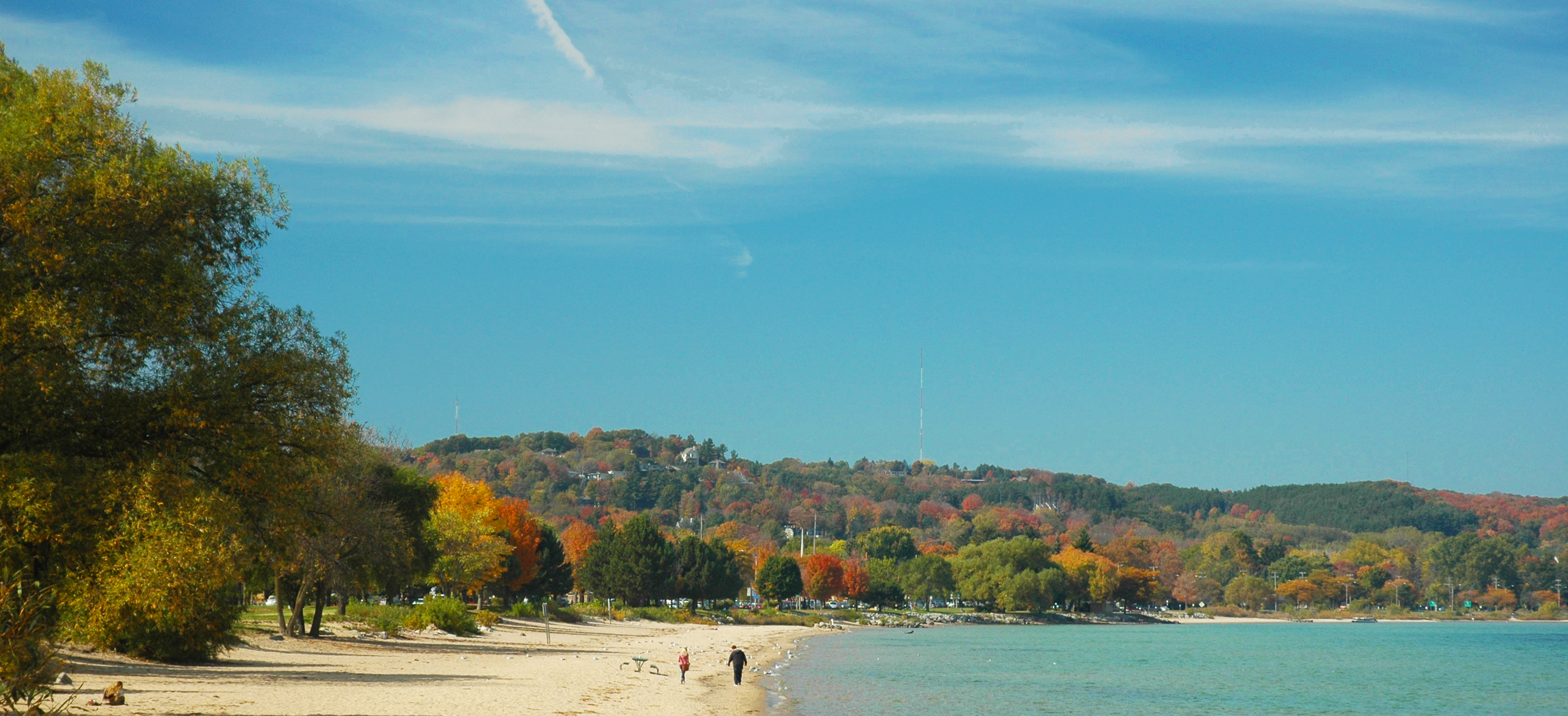 Enjoy Fall Colors and Family Events in Traverse City, MI