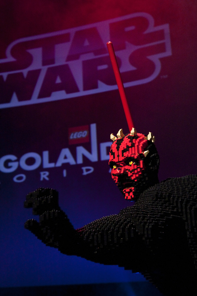 LEGO® STAR WARS Miniland Model Display Will Open Nov. 9 at LEGOLAND® Florida