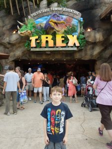 T-Rex Orlando - photo copyright Stephany Wiestling - all rights reserved