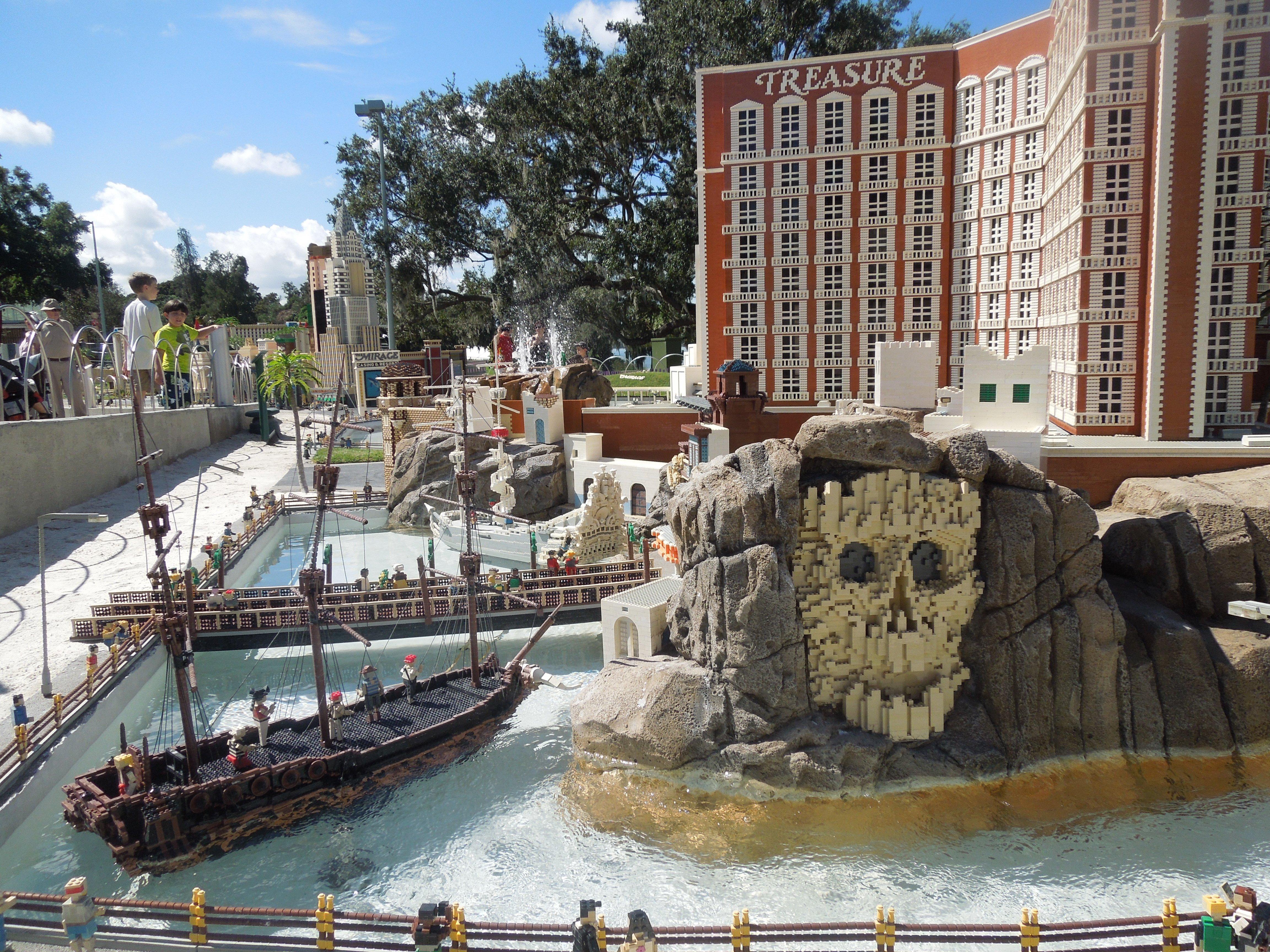 Activity Spotlight Legoland 174 Florida Family Vacation