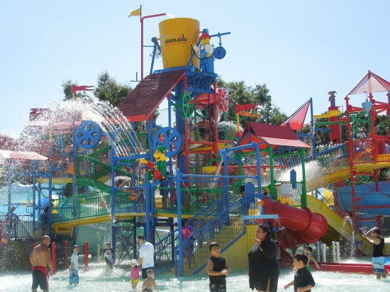 Legoland FL Water Park - photo copyright Stephany Wiestling. All rights reserved.
