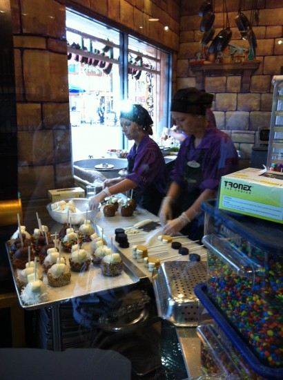 Disney Confections - photo copyright Stephany Wiestling - all rights reserved