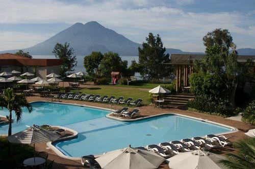 Porta Hotel del Lago - Guatemala
