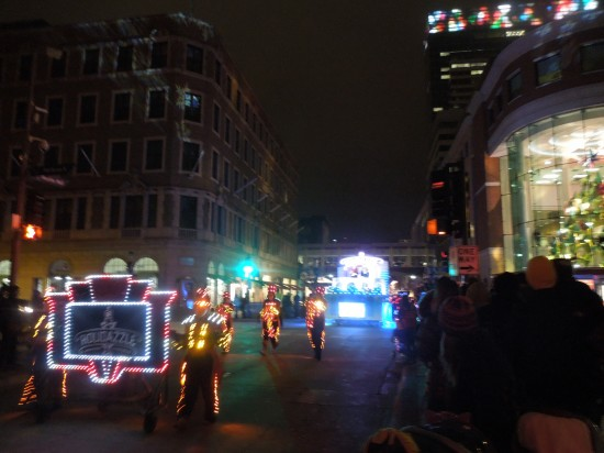 Holidazzle 2012 - photo copyright Stephany Wiestling. All rights reserved.