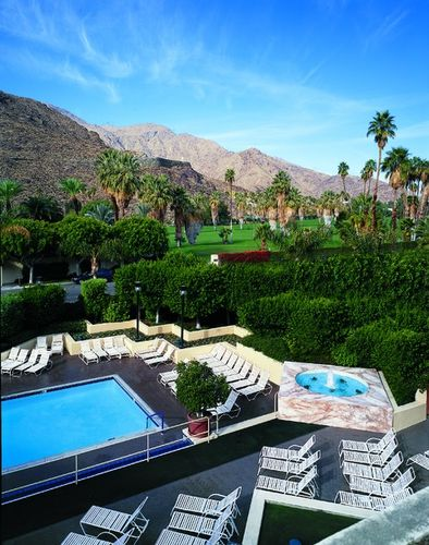 Hyatt Regency Suites Palm Springs