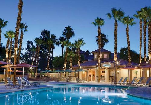 Marriott's Desert Springs Villas II - Palm Springs