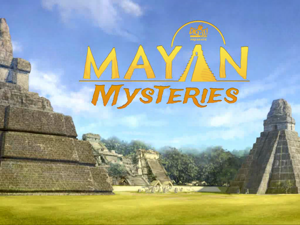 Mayan Mysteries iPad App Review – 2 Wired 2 Tired