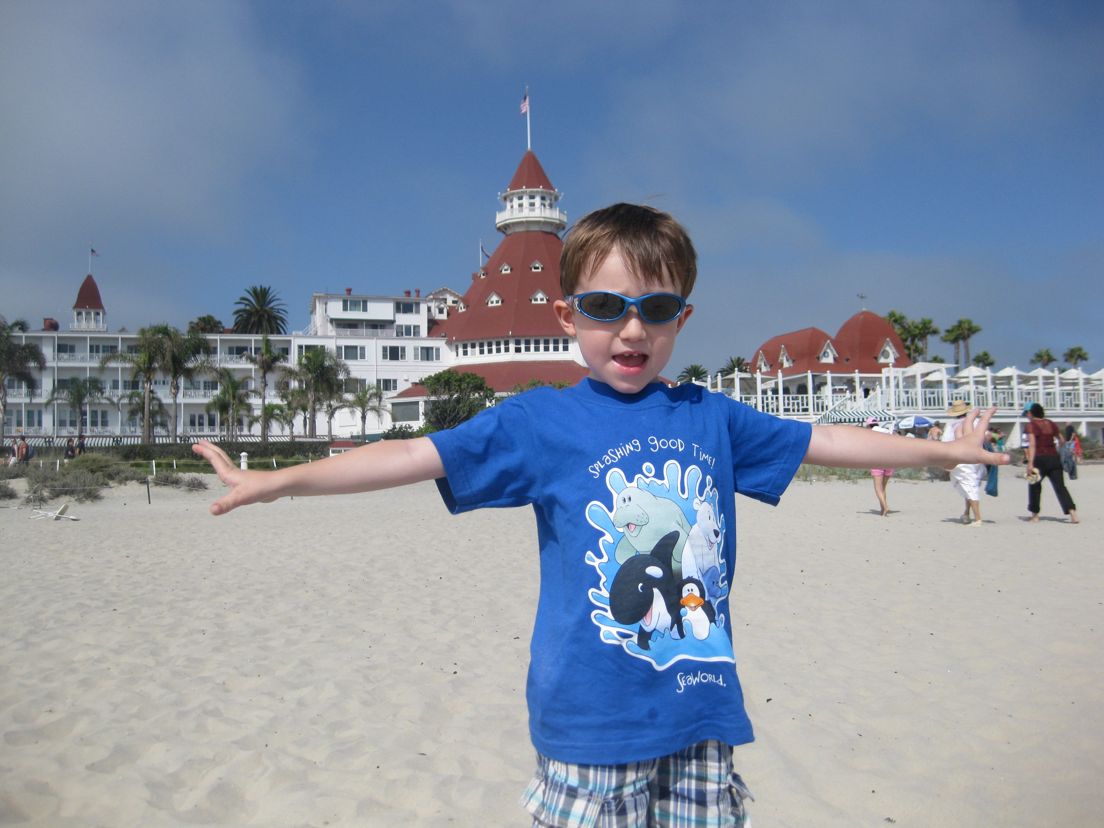 Family Hotels at San Diego Beaches on Sale Now!