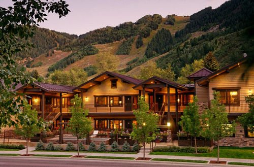 The Innsbruck Luxury Condominiums - Aspen
