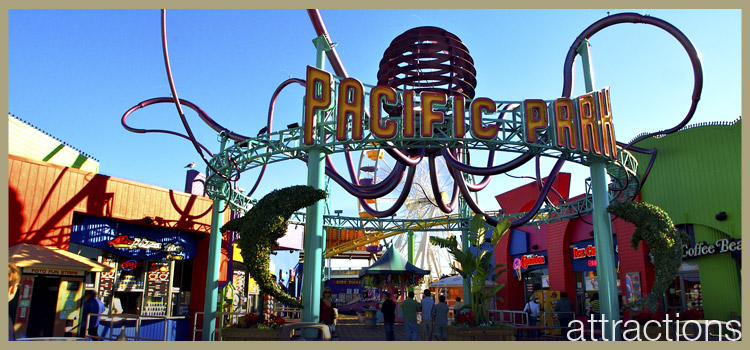 Top 5 Family Attractions in Los Angeles, CA