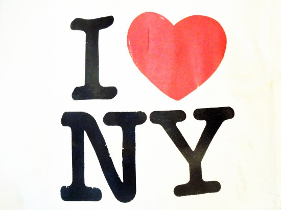 I heart NY - photo copyright Stephany Wiestling.  All rights reserved.