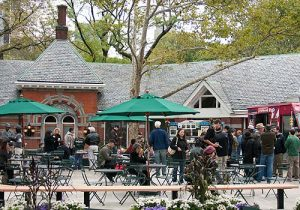 Tavern on the Green in Central Park courtesy CentralParkNYC.org