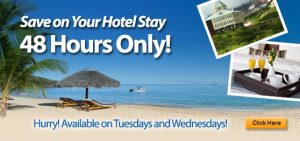 Save on Your Hotel Stay - 48 hours only!