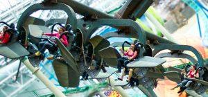 ShellShock Ride at Nickelodeon Universe at MOA. photo courtesy NickelodeonUniverse.com