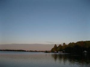 Stoney Lake at Dawn, the Kawarthas