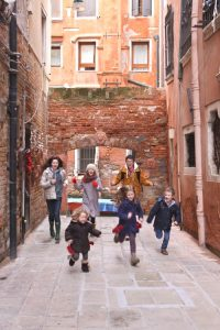 Venice with kids - photo credit: DesignMom.com