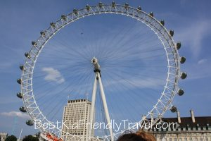 London Eye - London vacation - copyright Stephany Wiestling - All rights reserved.