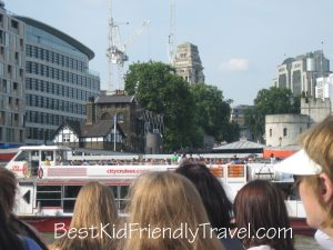 River cruise - London vacation - copyright Stephany Wiestling - All rights reserved.