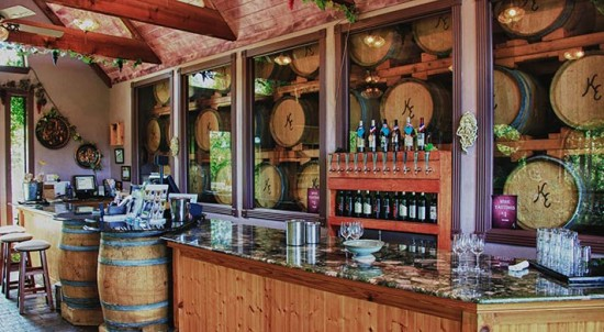 Kierpersonl Winery, East Texas, Piney Woods Wine Trail