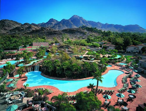 Pointe Hilton Squaw Peak Phoenix