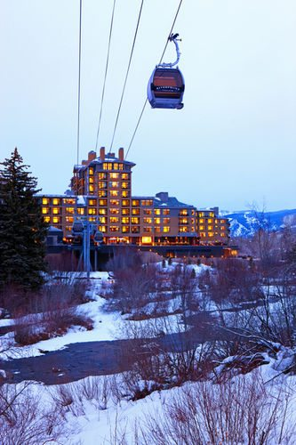 The Westin Riverfront Resort and Spa at Beaver Creek Mountain - Vail