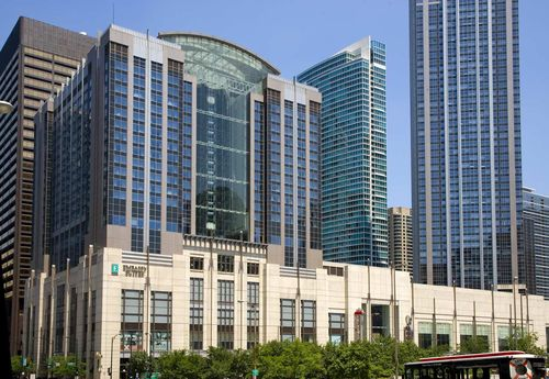 Embassy Suites Chicago Downtown Lakefront - Chicago Illinois Hotels