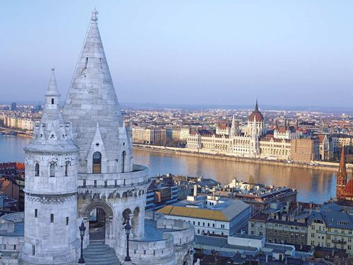 Explore the Ancient City of Budapest, Hungary for Less!