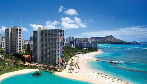 Hilton Hawaiian Village Waikiki Beach Resort - Honolulu Hawaii Hotels