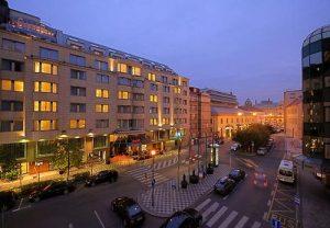 Prague Marriott Hotel Prague Czech Republic Hotels