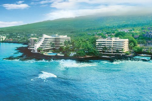 Royal Kona Resort - Big Island Kona Coast Hawaii Hotels