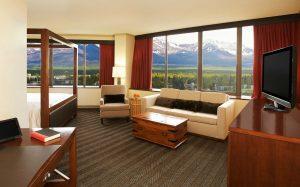 Sheraton Anchorage Hotel Spa JuniorSuite
