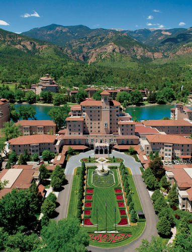 The Broadmoor - Colorado Springs - Colorado Hotels