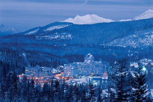 The Fairmont Chateau Whistler - Whistler Canada Hotels