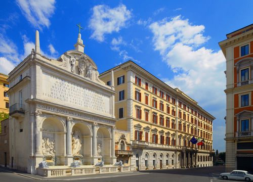 The St Regis Rome - Rome Italy Hotels