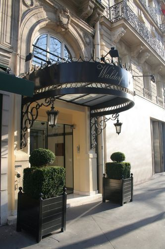 Waldorf Madeleine Hotel - Paris France Hotels