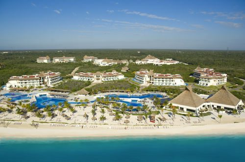 Blue Bay Grand Esmeralda All-Inclusive Playa Del Carmen