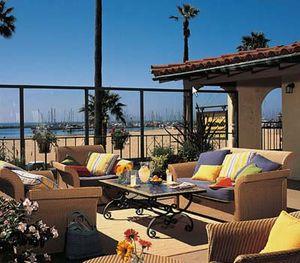 Hotel Oceana Santa Barbara - California