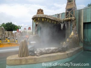 The Quest for CHI ride at LEGOLAND Florida from BestKidFriendlyTravel.com