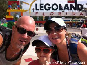 Best Kid Friendly Travel crew at LEGOLAND Florida