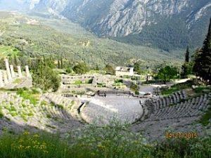 Temple of Apollo at Delphi