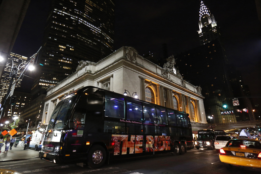 THE RIDE: A Fun Way to See New York City