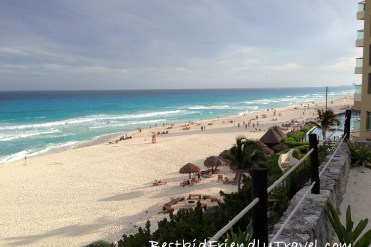 Take the Kids to Cancun for an Awesome Family Beach Vacation