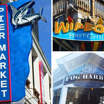 3 Kid-Friendly Restaurants on Pier 39
