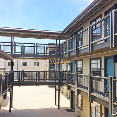 Kid Friendly Hotel Spotlight: Wave Street Inn in Monterey, CA