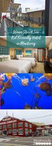 Kid Friendly Hotel, Wave Street Inn is just 4 blocks from Monterey Bay Aquarium